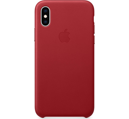 coque red iphone xs max