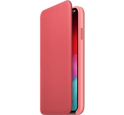 coque iphone xs rabat rose