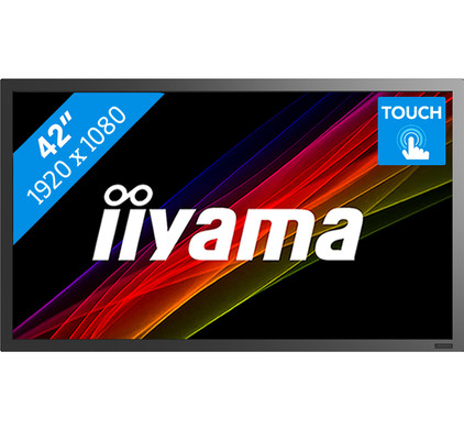 iiyama ProLite TH4265MIS-B1AG Main Image