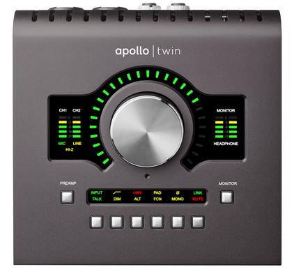 Universal Audio Apollo Twin mk2 Solo Main Image