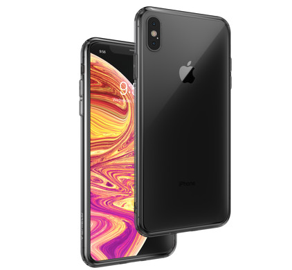 coque 360 iphone xs max transparente