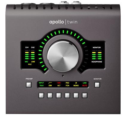 Universal Audio Apollo Twin mk2 Duo Main Image