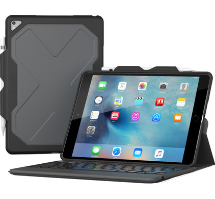 Zagg Rugged Messenger Folio Apple Ipad Pro 10 5 Inch Azerty