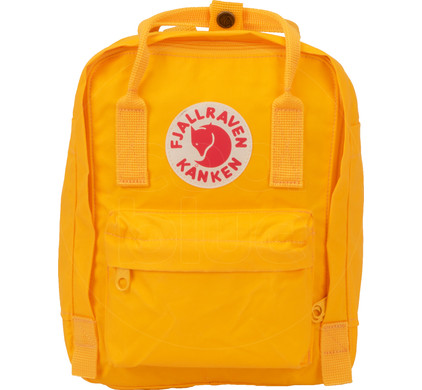 f67b4337d4 Fjällräven Kånken Mini Warm Yellow - Kids backpack - Coolblue ...