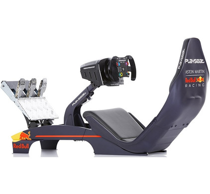 playseat f1 aston martin red bull racing si ge de course coolblue avant 23 59 demain chez vous. Black Bedroom Furniture Sets. Home Design Ideas