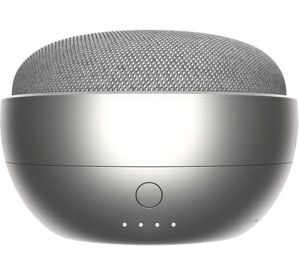 Ninety7 JOT for Google Home Mini Silver Main Image