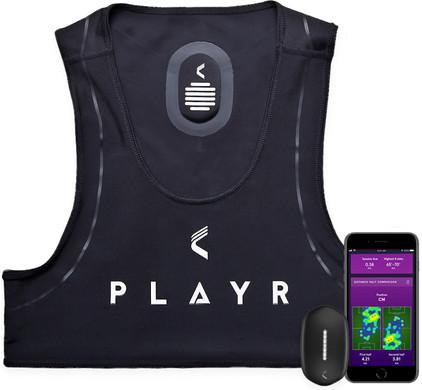 PLAYR Football GPS Tracker XXS Main Image