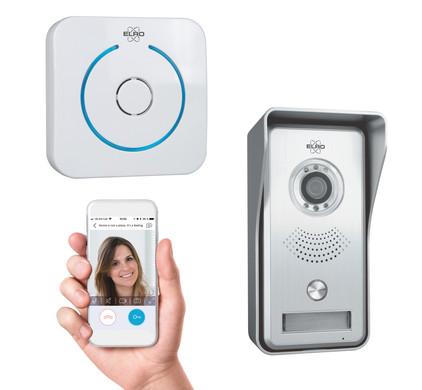 Elro DVC040IP Wifi IP Doorbell Main Image