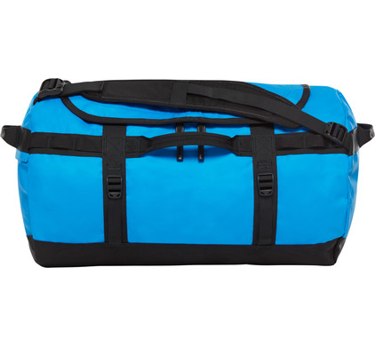 The North Face Base Camp Duffel S Bomber Blue   TNF Black - Before ... 4bfe4d7b2