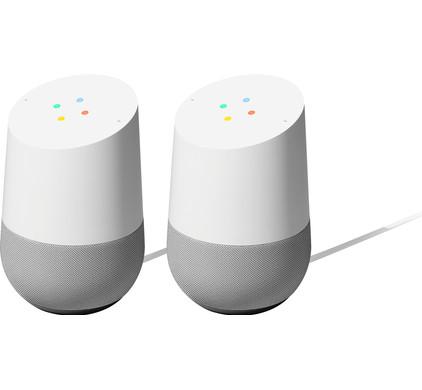 Google Home Duo Pack Main Image