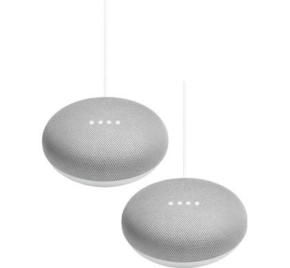 Google Home Mini Duo Pack Wit Main Image