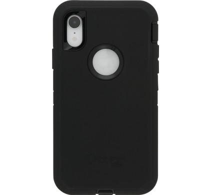 coque iphone xr noir apple