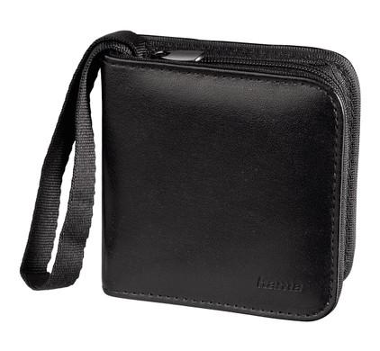 Hama Memory Wallet 12x SD Zwart + lenspen + statief