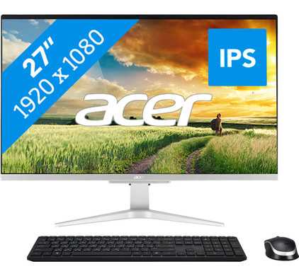 Acer Aspire C27-962 I5624 BE All-in-One