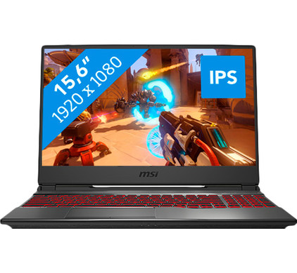 MSI Alpha 15 A3DDK-008BE Azerty