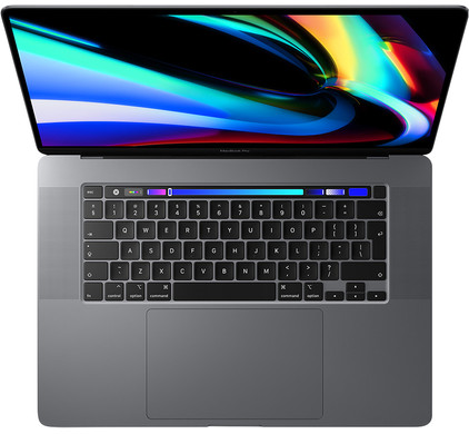 "Apple MacBook Pro 16"" Touch Bar (2019) MVVJ2FN/A Space Gray"