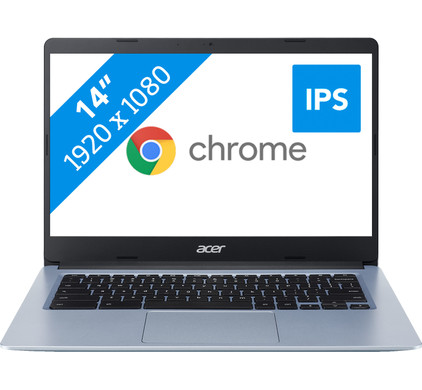 Acer Chromebook 314 CB314-1H-C16Y AZERTY