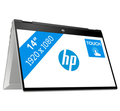 HP Pavilion x360 14-dw0017nb Azerty
