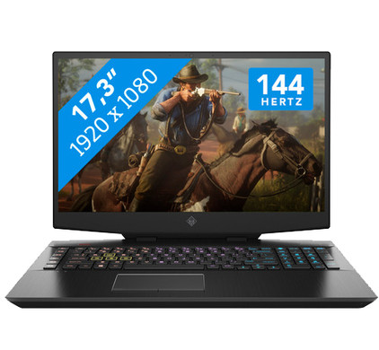 HP OMEN 17-cb1029nb Azerty