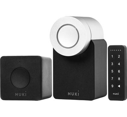 Nuki Combo 2.0 + Nuki Keypad