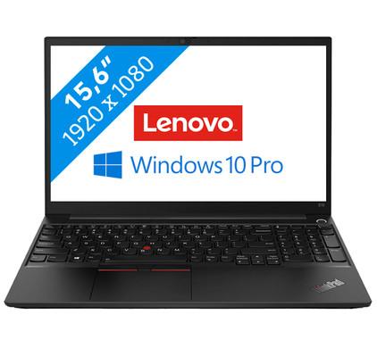 Lenovo ThinkPad E15 - 20T8000XMB Azerty