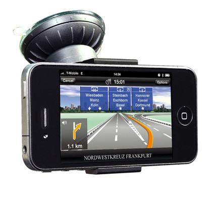 Just Mobile Xtand Go Apple iPhone 4 / 4S + Dual Autolader