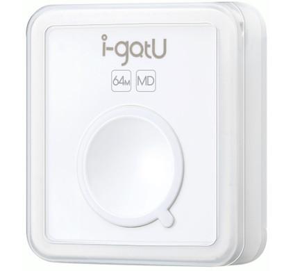 i-gotU GT-600 USB GPS Travel-/Photo Blogger