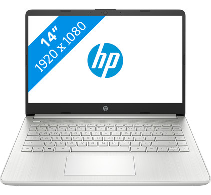 HP 14s-dq2020nb Azerty
