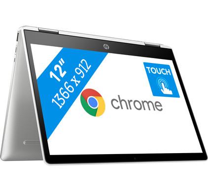 HP Chromebook x360 12b-ca0017nb Azerty