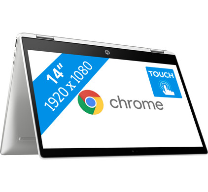 HP Chromebook x360 14b-ca0040nb Azerty