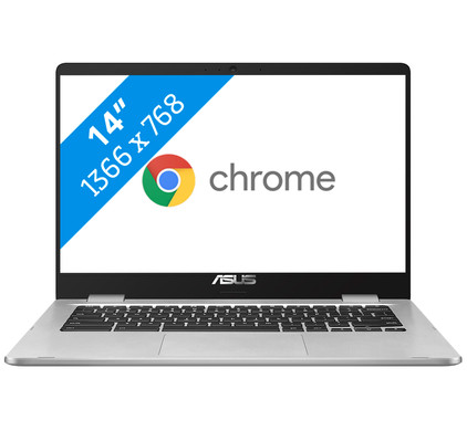 Asus Chromebook C423NA-BV0537-BE Azerty