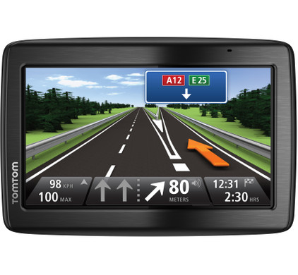 TomTom Via 135 + TomTom High Speed Autolader