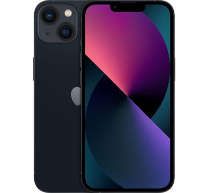 Voorraad Apple iPhone 13 256GB Zwart