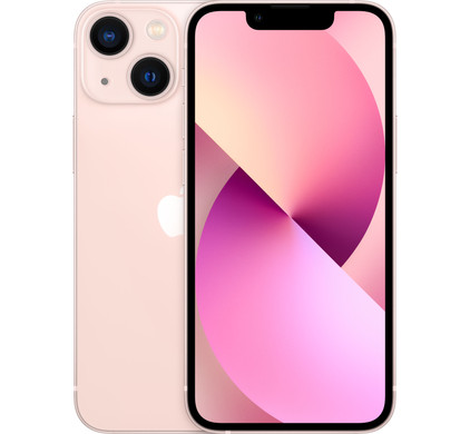 Voorraad Apple iPhone 13 mini 128GB Roze