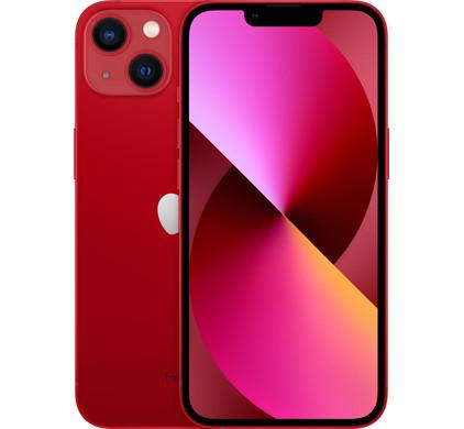 Voorraad Apple iPhone 13 256GB RED