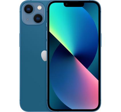 Voorraad Apple iPhone 13 128GB Blauw