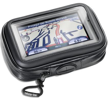 Interphone Navigatie Houder + Tas 4,3 inch