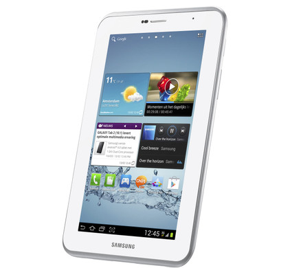 Galaxy Tab 2 7.0 Wifi + 3G + Case