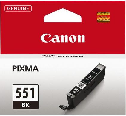 Canon CLI-551BK Inktcartridge Zwart (6508B001)