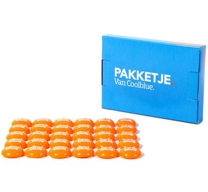 Coolblue Koelkastmagneten (30 stuks)