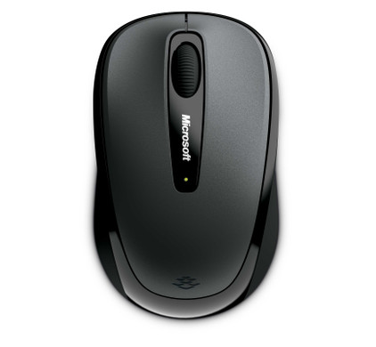 Microsoft Wireless Mobile Mouse 3500 + Muismat