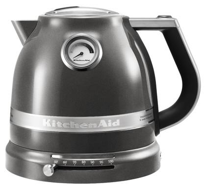 KitchenAid Artisan bouilloire Gris étain