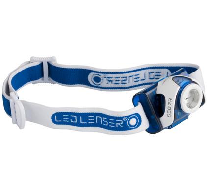 Ledlenser SEO7R Blauw