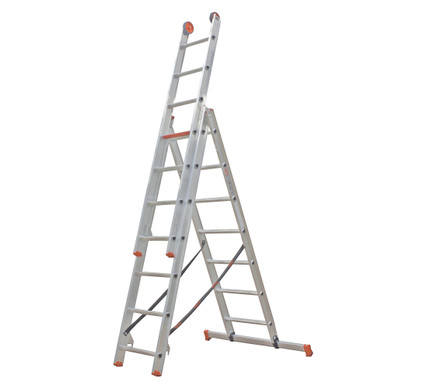 Altrex All Round Reformladder 3 x 7