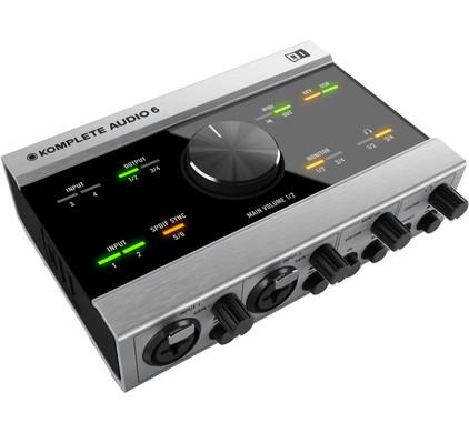 Native Instruments Komplete Audio 6 Main Image