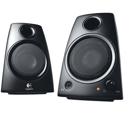 Logitech Z130 2.0 Speakersysteem + Bluetooth Adapter