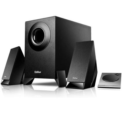 Edifier M1360 2.1 Speaker Set + Bluetooth Adapter