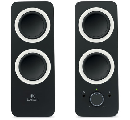 Logitech Z200 2.0 Speakersysteem + Muis