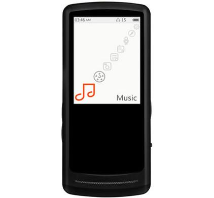 Cowon iAudio 9+ 8GB Zwart