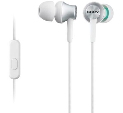 Sony MDR-EX450AP Wit